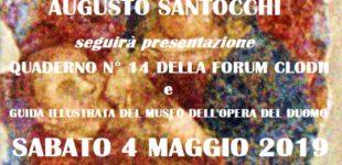 Sabato 4 Maggio a Bracciano presentazione Quaderno n°14 della Forum Clodii