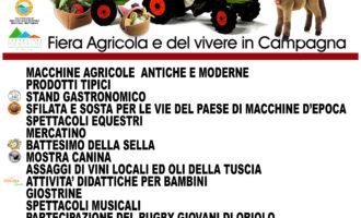 24/25/26 Maggio al via la IV edizione di AgriOriolo