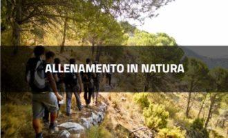 Tesori Naturali – Domenica 5 maggio ore 10.00 – Allenamento in natura