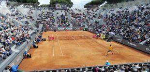 """Ladispoli: Gli studenti dell'Istituto Superiore """"Giuseppe Vittorio"""" agli Internazionali di tennis"""