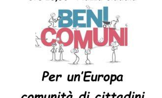 Oriolo: Incontro Beni Comuni – Venerdì 24 maggio