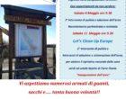 Campo di Mare, 'Let's Clean Up Europe!' alla Palude di Torre Flavia