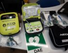 Cerveteri, tre nuovi defibrillatori e un kit completo di estintori per la Protezione Civile
