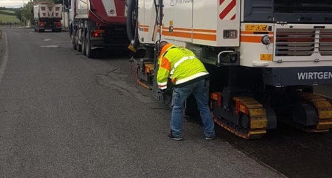 Anguillara Sabazia: Iniziati oggi i lavori di ripristino stradale – 15 maggio 2019