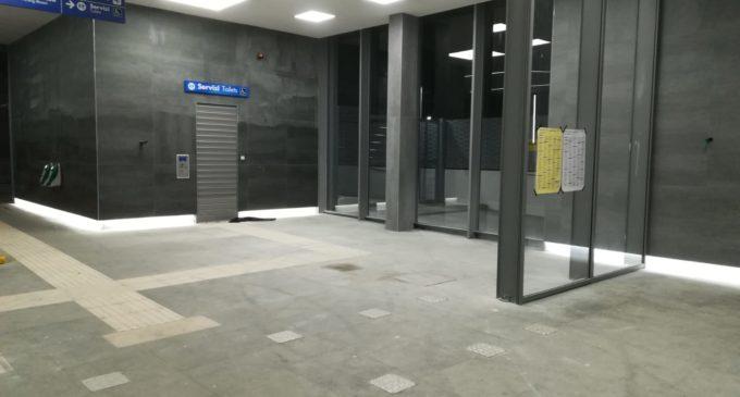 Stazione Rfi Marina di Cerveteri: quasi completati i lavori di restyling