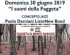 """""""I suoni della Faggeta"""" – Faggeta di Monte Raschio – 30 giugno 2019"""