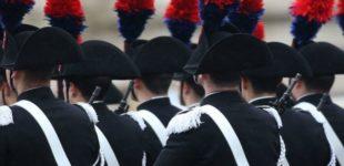 Carabinieri: l'Arma celebra i 205 anni della fondazione