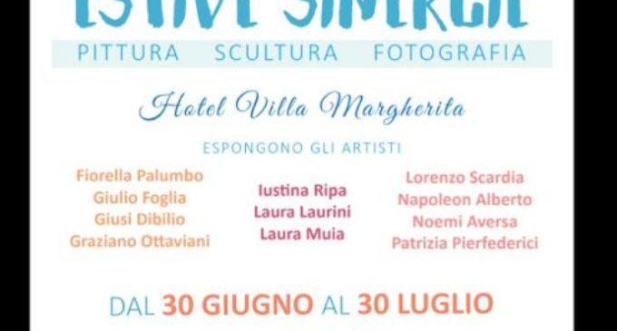 """Ladispoli: Si inaugura il 30 giugno la mostra """"Estive sinergie"""""""