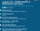 """Trevignano: """"Legalità, territorio e impegno sociale"""" – 16 giugno ore 18"""