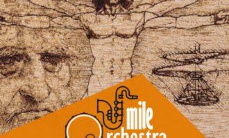 La Smile Orchestra diretta dal M° Catalin Montanaro renderà omaggio a Leonardo da Vinci,