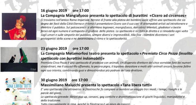 """A I Terzi """"Teatrini Viaggianti"""""""