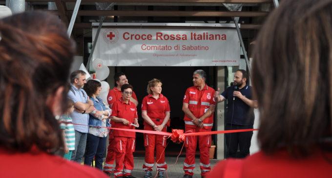 Com. Stampa: Donazione di due nuovi mezzi a Croce Rossa Italiana – Comitato di Sabatino