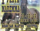 A Borgo San Martino la decima edizione della Festa della Maremma