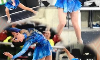 l'ASD Skating Club di Anguillara attende l'ultima tappa del Mondiale di Gioia
