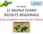 """Oggi l'Agone Nuovo e il Comune di Manziana a convegno: """"Il Nuovo piano rifiuti regionale"""""""