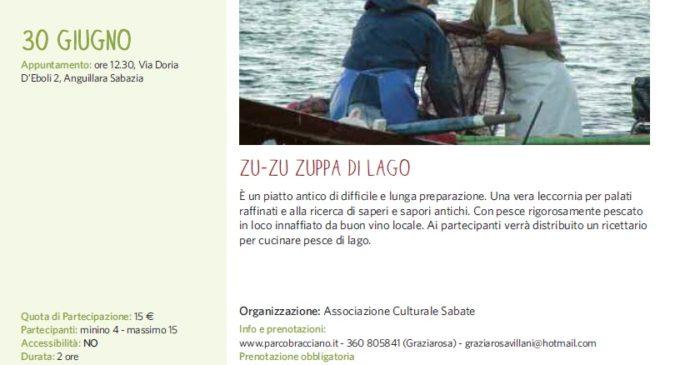 Tesori Naturali: Zu-Zu Zuppa di Lago