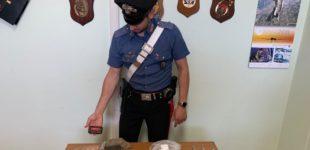 Com. stampa, Morlupo: Controlli antidroga dei Carabinieri, in manette 38enne pusher
