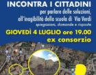 Anguillara: Soluzioni per sopperire chiusura scuola Via Verdi