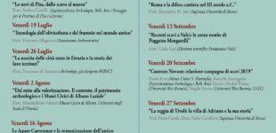 Al Castello di Santa Severa, conferenze di divulgazione scientifica dal 12 luglio 2019