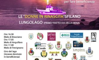 """Trevignano Romano: """"Le Donne in rinascita sfilano"""" – 20 luglio 2019 ore 17"""
