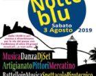 """""""La notte blu del lago"""" a Trevignano Romano tutto pronto per il grande evento di sabato 3 agosto"""