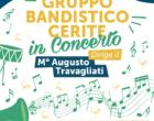 Cerveteri, il Gruppo Bandistico Cerite in concerto