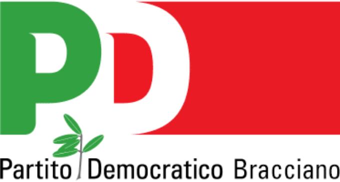 Riceviamo e pubblichiamo, comunicato PD Bracciano
