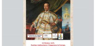 Il ritorno di un ambasciatore giapponese al Castello di Santa Severa dopo 400 anni