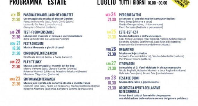 Testaccio: Iannarella, Coen, Piccinini, Altamura, Brega – Hangar delle Arti dal 19 al 28 luglio | Roma