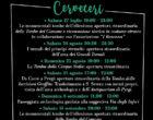 """Notti d'estate in Etruria 2019"" programma aperture straordinarie Cerveteri"