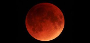 Eclissi di luna 2019 – Orari dell'evento astronomico più atteso dell'anno