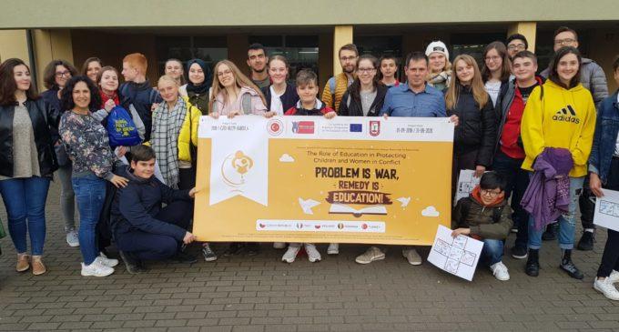 Erasmus + L'Europa dei giovani