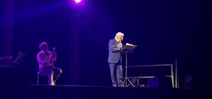 Cerveteri, Giancarlo Giannini incanta alla Necropoli della Banditaccia – In arrivo Rocco Papaleo