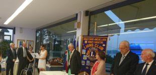 """Bracciano: Celebrato il """"Passaggio della Campana"""" del Lions Club e del Leo Club"""