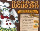 Com. stampa Fabrica di Roma, arrosticini e menù gluten-free alla Sagra della Pecora 12-14 luglio