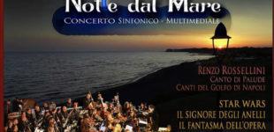 """Ladispoli: """"Questa sera Notte dal Mare, il concerto sinfonico multimediale, Massimo Freccia a Marina di San Nicola"""