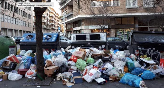 """PSI Roma, Emergenza rifiuti: """"Occorre un Patto per Roma"""""""
