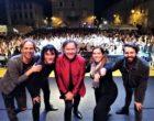 Oriolo: Boom di presenze per il concerto di Red Canzian