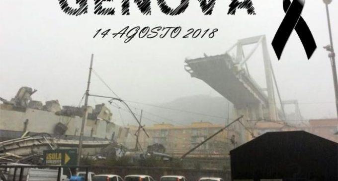 Genova: Un anno fa, il crollo del Ponte Morandi
