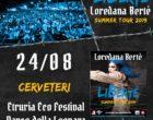 Cerveteri, alla Sagra dell'Uva ed Etruria Eco Festival Simone Cristicchi, Loredana Berté e un raffinato omaggio a Fabrizio De Andrè