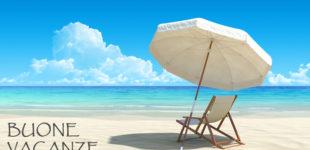 L'Associazione L'Agone Augura a tutti i lettori Buone Vacanze!