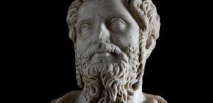 Roma: Il Busto ritrovato di Settimio Severo in mostra al Colosseo