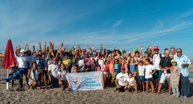 Etruria in vela, sport e solidarietà