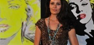 Ladispoli: Anche la pittrice Flavia Mantovan a Miss Roma