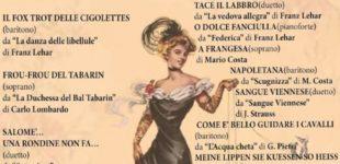 """Bracciano, """"Potpourri D'Operetta"""" – 14 agosto 2019"""