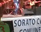 Bracciano: Si è svolto ieri il concerto di Michele Zarrillo