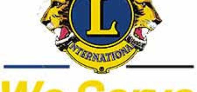 Sfilata a Milano dei Lions Club di 210 Stati