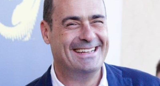 """Nicola Zingaretti (PD) """"Tempo di dire cosa vogliamo noi per l'Italia"""""""