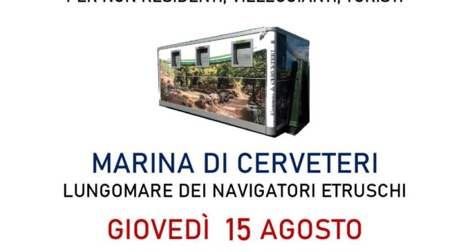 Campo di Mare, isola ecologica per non residenti a Ferragosto