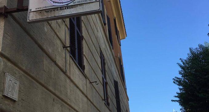Atti vandalici contro sezioni Pd di Ponte Milvio, Balduina e Monte Mario